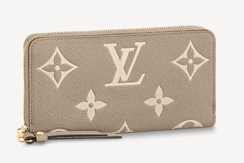 ルイ・ヴィトンのおすすめ長財布(ジッピー・ウォレット モノグラム・アンプラント)